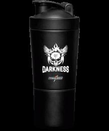 Coqueteleira 2 Doses Darkness (400 ml)