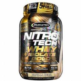 Nitro Tech Whey Isolate Gold (907g)