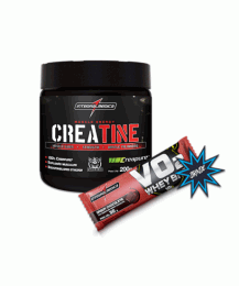 Creatine Creapure (200g) + Vo2 Slim Protein (30g)