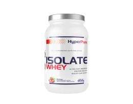 Isolate Whey Protein (900g) - Morango