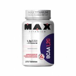 BCAA 1,2g c/ Vitamina B6 (272 Tabs)