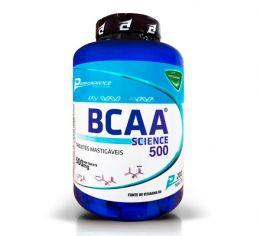 BCAA Science 500 mastigável (200 Tabs) - Vencimento 30/09/2020