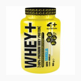 Whey + (900g) - 4 Plus - Baunilha