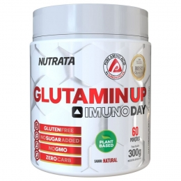 GLUTAMIN UP 300G - NUTRATA